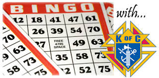 Bingo @ St John Vianney Church Hall